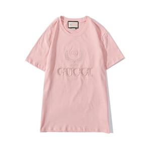 2020 vêtements T-shirt de mode en Europe et l'impression de haute qualité aux États-Unis est la tête parfaite avec T-shirt asiatique hommes étiquette Méduse