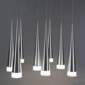 1PC Modern Warm White LED Pendant Lamp Chandelier Acrylic Home Living Room Dining Room Bedroom Ceiling Light PA0309