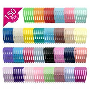 JCGBX paint hairpin water drop-shaped Painted 30- 150PCs Children's color paint hairpin water drop-shaped Children's piece Painted piece se