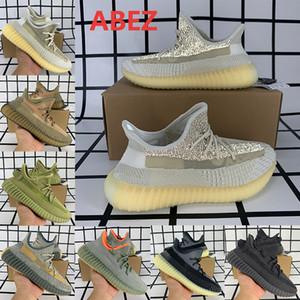 2021 meilleure qualité nouvelles chaussures de course kanye carbone terre Eliada cinder lin oreo zyon liner Marsh baskets réfléchissantes pour hommes femmes formateurs