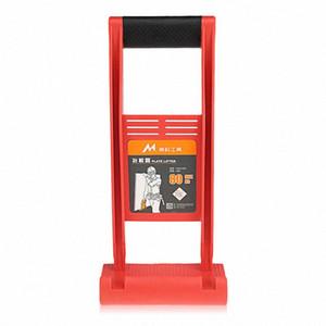 80kg herramienta de carga Portador de Panel Pinza Mango de Traslado de Yeso Madera contrachapada Hoja de ABS Para Llevar placa de cristal de yeso placa y placa de madera # 0hhn