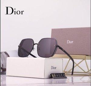 Luxury high Qualtiy New Fashion 0318 Tom Sunglasses For Man Woman Erika Eyewear Ford Designer Brand Sun Glasses With Original Box case 2021