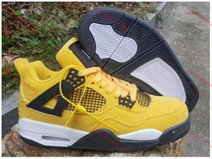 xshfbcl 2020 Mens 1 4 5 11 12 14 Basketball Shoes Bumblebee Yellow Black Trainers Sports Sneakers Reverse Ferrary Jumpman des chaussures