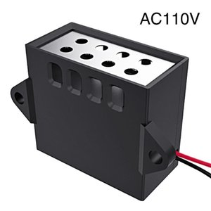 Easy Use Home Negative Ion Anion Black Air Purifier AC110V DC12V Plasma Generator Hand Drier Car Refrigerator Ionizer Parts