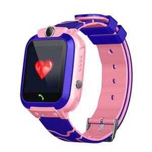 S12A Multifunctional Kids Children Smart Watch Tracker Intelligent Band Sensitive 1.44