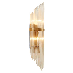 K9 cristal de lujo lámpara de pared decorativa dormitorios de la pared de la cabecera Bathrooom pasillo de la luz e14 llevó la lámpara de vidrio fuente de luz bombilla