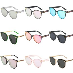 Metal 4123 Sunglasses UV400 Lens Sports Sun Glasses Fashion Trend Cycling Eyewear 8 Colors Outdoor Eyewear#680