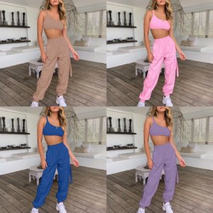 Women Sport Tracksuit Champion Pullover Hooded Pants 2 Two 1Pcs Woman Set Outfit Casual Womens Sweat Suits Sweatsuits Clothes Clothing#687