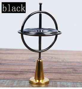 Magic Metal Gyroscope Gift 2020 Exquisite Creative Decoration Birthday New Creative Toys Spinning Gyro Traditional Gift