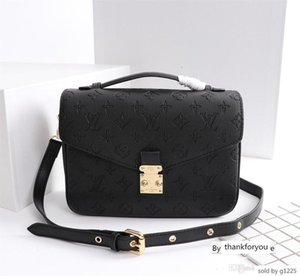 New Crossbody Bag handbags wallets for Women fashion genuine Leather gold chain shoulder bags size 25*19*9cm M40780 01