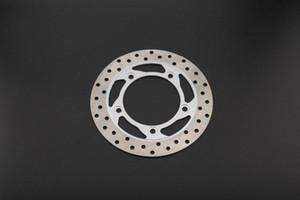 placa de disco de freno para la motocicleta Bajaj 135LS del pulsar para 6znw frente #