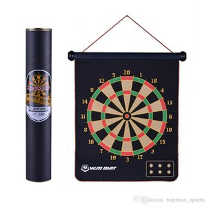 Magnetic Dart Board Safety Dart Board with 4 Darts for Children gift   Children's toys Fun game Indoor Recreational Toys