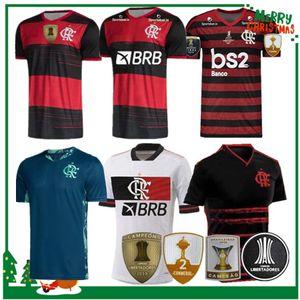 20 21 camiseta de fútbol 2020 VINICIUS JR jerseys Flamengo Gabriel B hombre de fútbol deportiva y camisa de la mujer flamengo 2021 GUERRERO DIEGO