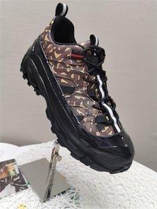 2019Scarpe Da Uomo Di Design Di Lusso womens footwear Chain Reaction trainers casual shoes platform size 35-45