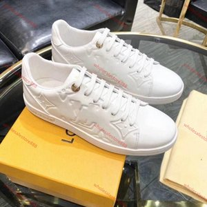 xshfbcl Italy lusso Casual Shoe Color Matching Zipper Men and Women Low Top Flat Shoes Genuine Leather Mens Shoe progettista Sneakers Traine