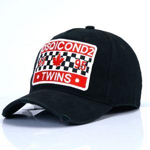 Designer Letter Best selling customized hat baseball caps embroidery Luxury mens hat Snapback adjustable Golf cap dsqicond2 men 2020 new