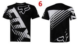 TLD racing suit t-shirt short-sleeved top polyester quick-drying summer motorcycle downhill mountain bike riding suit with the same custom