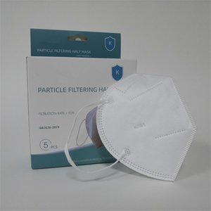 Dener Fa PM2.5 Karşıtı Kirlilik Maskeler Maske Erkekler Kızlar Karikatür Mout Fa Maskeler Anti-Dust Breatable earloop Wasable # 375