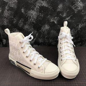 2020 new b23 Oblique Homme X Kaws By Kim Men Women Fashion Design Triple S Casual Shoes High Top Sneakers Skateboard Shoes Xshfbcl