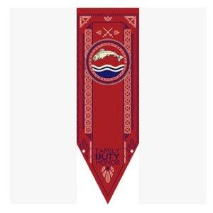 2020 sıcak satış bayrak Oyun asılı bez Şenlikli Parti boyutunu 48 * 150cm ulusal bayrak BF013 özelleştirilmiş Malzemeleri