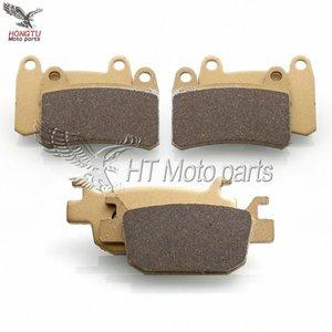Мотоцикл Передние / Задние тормозные колодки для Benelli 300 BJ300GS BJ300 BN300 TNT300 TNT 300 302 AW1C #