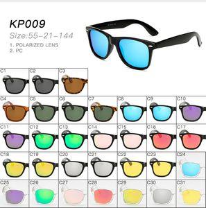 DHL 31 couleurs NO LOGO marque unisexe rétro lunettes de soleil polarisées Hommes Femmes Vintage Lunettes Accessoires Noir Gris Lunettes de soleil Homme / Femme