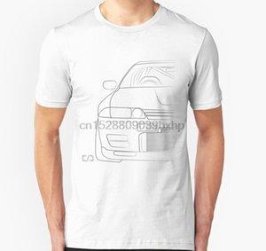 Erkekler kısa kollu tişört CDL Skyline GTR R32 Unisex Tişörtlü Kadınlar tshirt