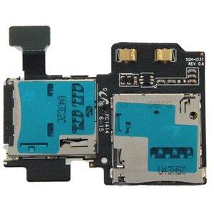 Emplacement pour carte SIM Câble Flex pour Galaxy S4 / i337