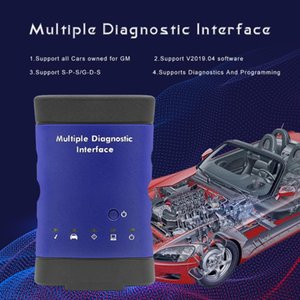 MDI MDI2 Multiple Diagnostic Interface USB WIFI For GM V2020.04 OBD 2 OBD2 Car Diagnostic Auto Tool Software GDS2 And Tech2Win
