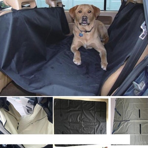 Dog Car Seat Covers Pet Cat Waterproof Car Cushion For Cars Trucks Hammock Convertible Pet Supplies Accessories 145*130cm HH7-1249