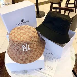 Sombrero del cubo de la gorrita tejida de la mujer para hombre Casquette sombreros alta calidad caliente de la venta