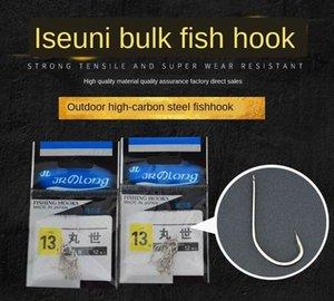 pesce bulk bulk gancio Iseni scatolato gancio tubo attrezzi da pesca forniture attrezzi da pesca fishhook