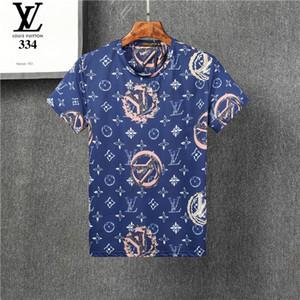 Marka Harf Embroidery15 renkleri Toptan ile Yaz Marka Moda tişört için Erkek Kadın Tasarımcı T-shirt Kısa Kollu Pamuk Blend