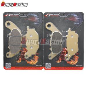 Copper fiber Front Rear Brake Pads For YZF R3 YZF-R3 (321cc ABS) 2020 2020 MTN320A MT-03 321cc