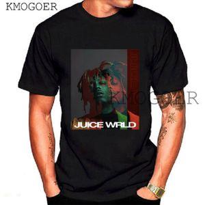 Hip Tops Singer Respect Juice Men Print T-shirt T Swag Streetwear WRLD Fan Unisex Hop Harajuku Fashion Rapper Men's Club Shirt Bxipx