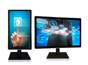 Industrie einer Maschine Touch Computer 21,5 Zoll Business Office Industrie Mehrzweck-Touch-Werbung Maschine All in One PC