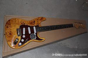 New F madeira nave Acessórios ouro rosewood fretboard corda 6 guitarra elétrica