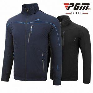 Golf Hommes Automne Hiver Veste imperméable hommes coupe-vent de golf coupe-vent manches longues amovible manteau à capuchon Hauts M-XXL D0509 MZa6 #