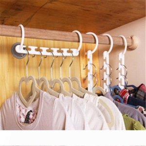 Multifunction Wonder Magic Hanger Rack with Hook Home Clothes Hanger Closet Organizer Space Saver Clothing Storage Racks