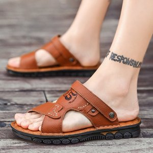 Casual new fashion beachSandals and trendy all-match Casual men's shoes new fashion beachSandals and shoes men's trendy all-match