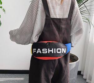 Fashion Women Waist Bag Girls Chest Bag Causal Shoulder Bags Hot Ins Popular Fashion Crossbody