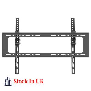 Inclinare TV montaggio a parete Staffa basso profilo per 32-70 pollici LED LCD schermo OLED TV al plasma curvo anti-abbagliante Max VESA 600x400mm