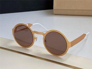 New fashion men design sunglasses 2234 round retro style coated lens avant-garde popular style uv400 lens top quality