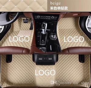tappetini auto su misura per Ford Focus Explorer F150 Mondeo Fiesta mustang fuga 2004-2020