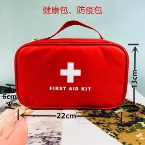 BPbXL Yeni salgın Yeni salgın önleme sağlık yaz sıcak çarpması önleme ve soğutma açık seyahat ilk yardım çantası taşınabilir araç Emergen