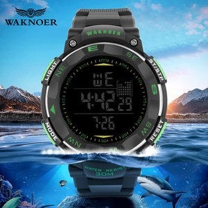 Sport LED Wrist Watch Men Masculino Relogio Waterproof Silicone Digital Kids Watches Hour Children homme reloj saati