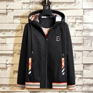 chaqueta de peluquería de alta calidad tamaño de la chaqueta de invierno capa de los hombres de los hombres rompevientos hombres de la ropa de las mujeres de invierno peluquería M-XXXL