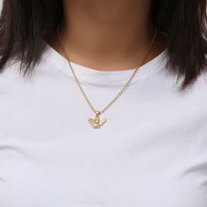 Pendant Necklaces For Women Girl Fashion Bohemian Necklace Choker Female Gold Color Statement Gift 2018
