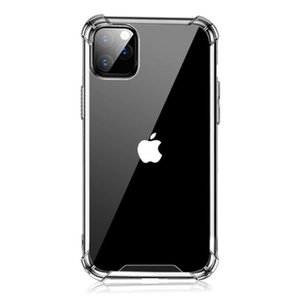 for iPhone 11 Pro Max XR XS Max 6 7 8 Plus Samsung S20 Plus Ultra A20 A71 Transparent Clear Acrylic Case