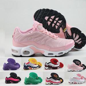 Womens Tn più le scarpe di alta qualità dell'aria Plustn 96 Sneakers Tnplus Lady Designer Classic formatori formato 36-40 per D0725 Femminile esecuzione
